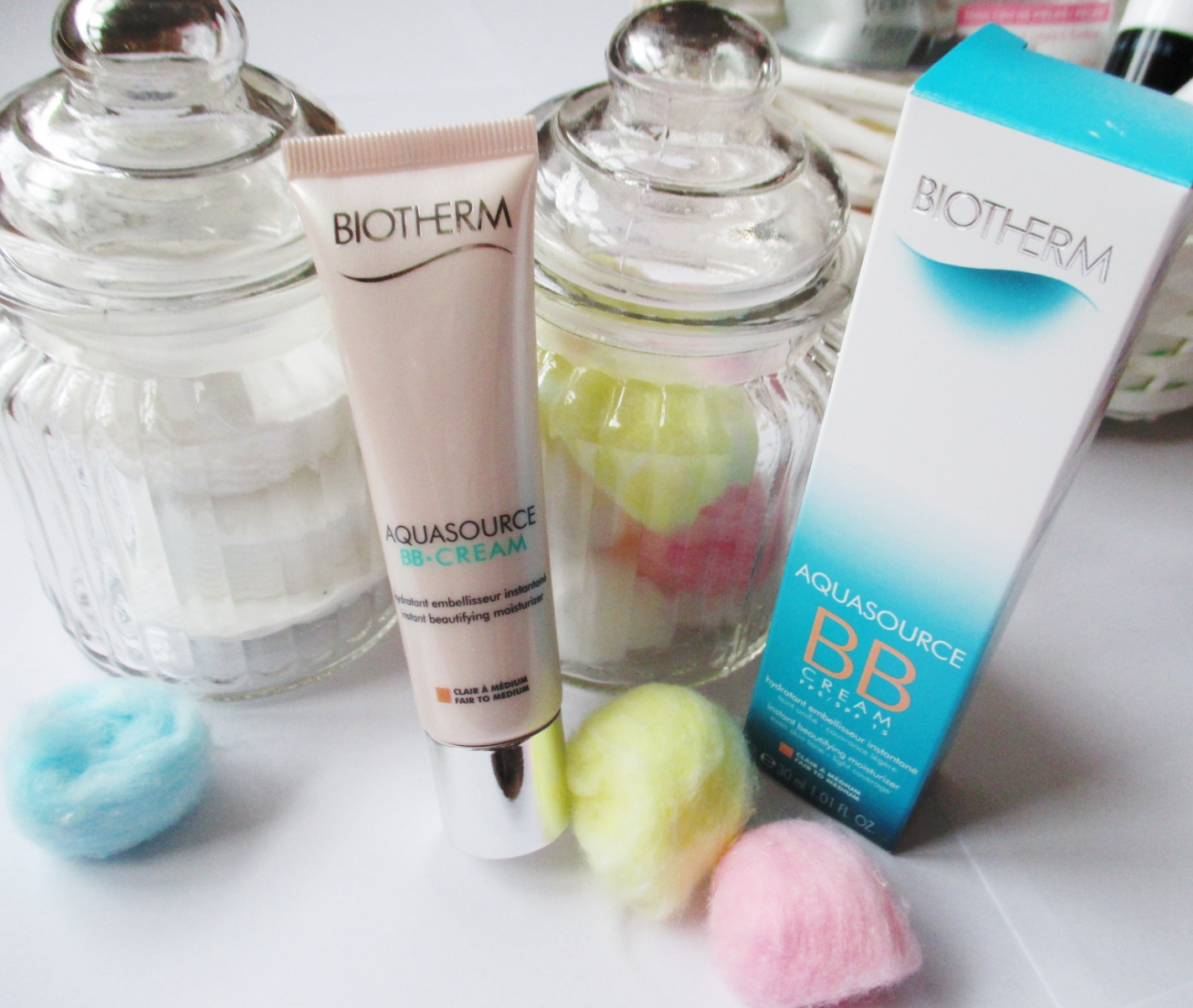 Biotherm BB Cream Aquasource